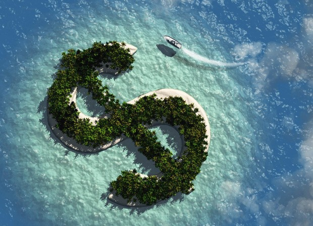 stados asociados o territorios como paraísos fiscales