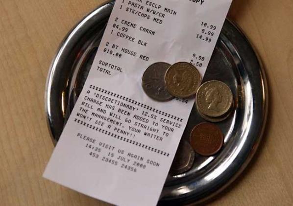 Impuesto al consumo restaurante